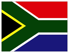 SOUTH AFRICAN AFRICA A4 PREMIUM RICE CARD CAKE TOPPER HAPPY BIRTHDAY PARTY D1
