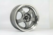"1 x Rota D2 17"" Alloy Honda Civic S2000 Mazda MX5 IS200 Altezza MR2 Swift 5x114"