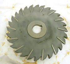 NIAGARA MILLING CUTTER, STAGGERED TOOTH, 28 TEETH, 8 X 3/8