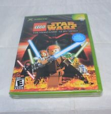 LEGO Star Wars The Video Game Original Xbox Brand New Factory Sealed