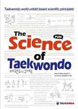 The Science of Taekwondo Book English kukkiwon Tae Kwon Do Tutorial Gift Guide