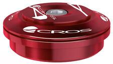 "Acros AZ-44 [S] Steuersatz OBERTEIL 1 1/8"" ZS44 semi-integriert, rot, NEU"
