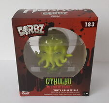 Funko Horror Cthulhu Dorbz Master of Ryleh HP Lovecraft Non Chase Version - New