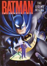 BATMAN - THE ANIMATED SERIES - THE LEGEND BEGINS (KEEPCASE)