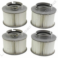 2 X Twin Pack Replacement Filter Cartridges for Mspa Hot Tub