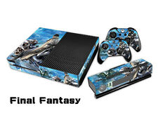 XBox One Console and Controller Skins / Decals -- Final Fantasy XIII (#49)