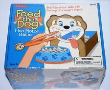 Lakeshore Feed the Dog Fine Motor Game New