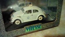 Escaso Vitesse VW T1 Beetle nergens policía belga Promo 1:43 Ltd Edt MB 1/1000