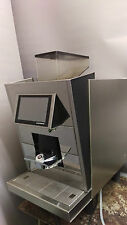 Thermoplan Black & White3 CTM commercial automatic bean to cup coffee machine.