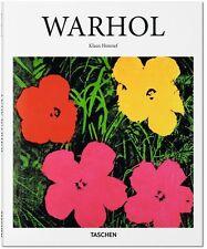 Fachbuch Andy Warhol 1928 – 1987, Kunst als Kommerz, Campbell und Brillo, NEU
