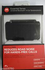 Kits mains libres de voiture noir universelle pour téléphone mobile et PDA