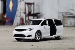Chrysler PACIFICA mpv Diecast MODEL CAR Toys kids Gifts Black/White/Red 1/32 JKM