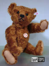 STEIFF Ltd JOHANN TEDDY BEAR WITH GROWLER - 45cm/18in. EAN 036835 BOXED RETIRED