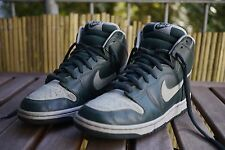 Nike Dunk SB High Ghost - Deep Olive Ghost - US10 EU44 UK9 -  305050 302 - RARE