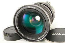 Nikon Zoom Nikkor 35-70mm f/3.5 for Nikon F [Excellent] w/ Caps From Japan