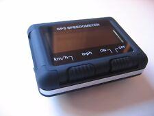 HP02 Speedo-GPS LCD Compteur de vitesse-Vintage Voiture Bateau les modes Moto Vélo | MPH | km/h