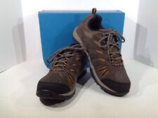 Columbia Men's Size 8 Brown North Plains Drifter Waterproof Hiking Shoes X14-477