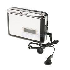 Portable USB Tape Cassette To PC/MP3 Converter Capture Adaptor Music Player