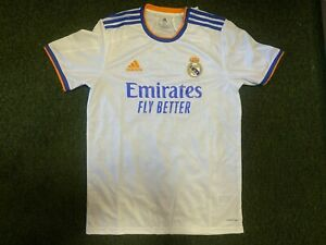 adidas Real Madrid Home Men's Soccer Jersey- 2021/22