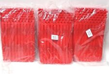 New 300 Cambridge Numbered Security Seals Plastic Truck container Seals 300 PACK
