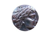 Grecque Antique, Macédoine, Olynthe, Tétrobole 💥Réamorçage💥