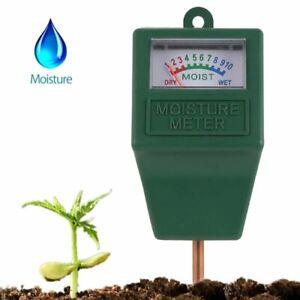 Feuchtigkeitsmesser Tester Pflanzen Bodenfeuchte Hygrometer Messgerät Garten .