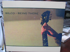 WILCO - Being There CD digipak 2 disc set Outta Mind Outta sight