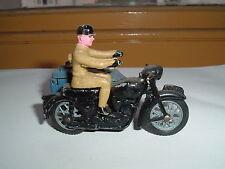 Budgie Royal Automobile Club RAC MOTO COMBINAZIONE