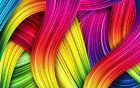 Colours Home Decor Canvas Print, choose your size.