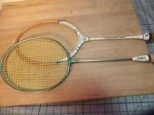 Yonex B-8000 Badminton Racquet Japan & KAWASAKI Blue Wreath #B 69-lot of 2