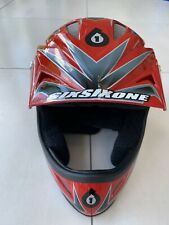 SixSixOne 661 Full Face Helmet - L