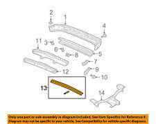 HONDA OEM 03-08 Element Rear Bumper-Trim Pad 08P02SCV100