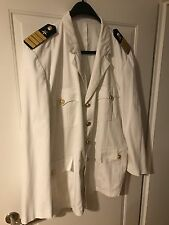 Original Marine Jacke Uniform Kapitän zur See Größe XXL NEU 178 / 112 BW NEU