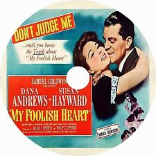 My Foolish Heart DVD Dana Andrews Susan Hayward 1949