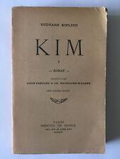 KIM 1946 VOL 1 RUDYARD KIPLING