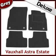 VAUXHALL ASTRA Estate 2010...2012 Tailored LUXURY 1300g Car Mats (310 mm) GREY