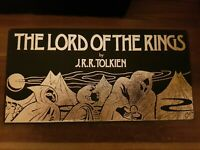 The Lord Of The Rings 13 Audio Book Tape Cassette Box Set JRR Tolkien BBC 1987