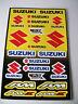 New Suzuki Decals Sticker Kit Rm Rmz Dr Drz Ts Rmx Ltz Ltr Drz400 Lt 50 80 Lt80