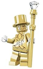 lego MR GOLD  VINYL WALL STICKER WALL DECALS