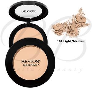 REVLON Colorstay Long Lasting 16Hr Pressed Face Powder - 830 Light/Medium *NEW*
