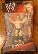 Sheamus WWE MATTEL BASIC SERIES 11 ACTION FIGURE TOY