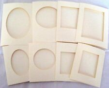 24 Aperture Cards 3 Fold With Envelopes Mixed PK Bright Green