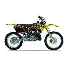 Rockstar Energy SUZUKI GRAPHICS KIT RM 125 / 250 1999 - 2000 AMA Supercross