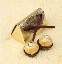 Wedding Favors and Gifts Candy Box Baby Shower Paper Ferrero Rocher Gift Boxes