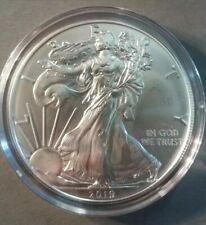 2019 American Eagle Coin Uncirculated -1 oz .999 Fine Silver