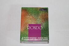 4 préservatifs RILACO RONDO ,prévention, planification familiale