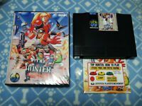 NEO GEO AES ROM TOP HUNTER SNK MVS Convert from JP Free Ship
