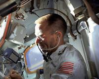 NASA APOLLO 9 MODULE PILOT DAVID SCOTT EVA 8x10 SILVER HALIDE PHOTO PRINT