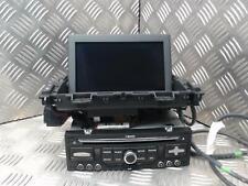 Autoradio d'origine PEUGEOT 3008 PHASE 1 1.6 HDI - 8V TURBO /R:43590270