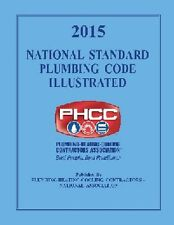 2015 National Standard Plumbing Code Book Illustrated - New